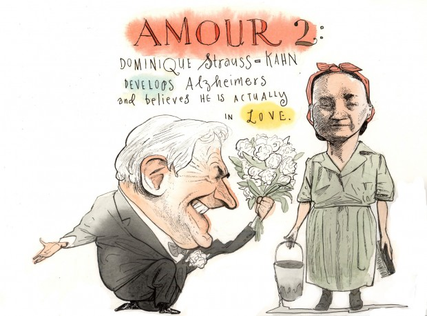 Amour 2sm