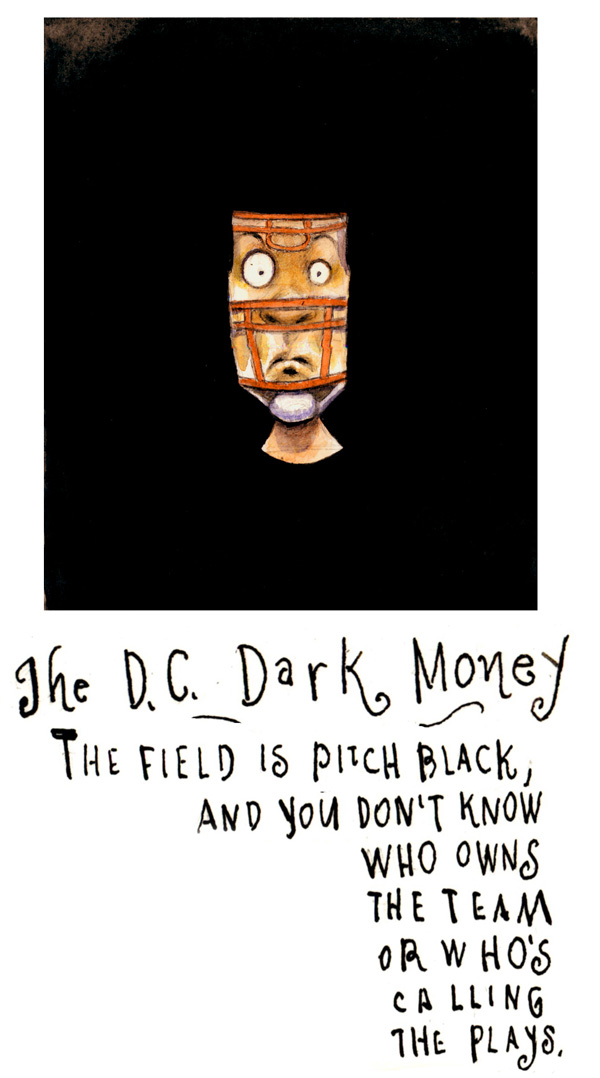 Dark Money for Blog