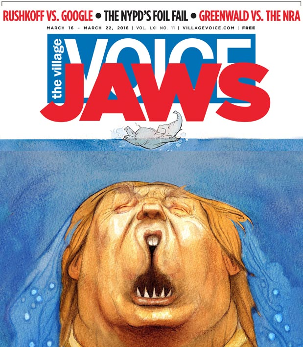 Trump Jaws Voice Cover Layout PREFERRED